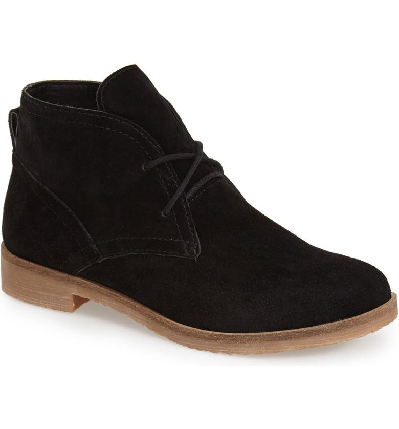 LUCKY BRAND LuckyBrand'Garboh'Lace-UpBootie(Women), Main, color, 001