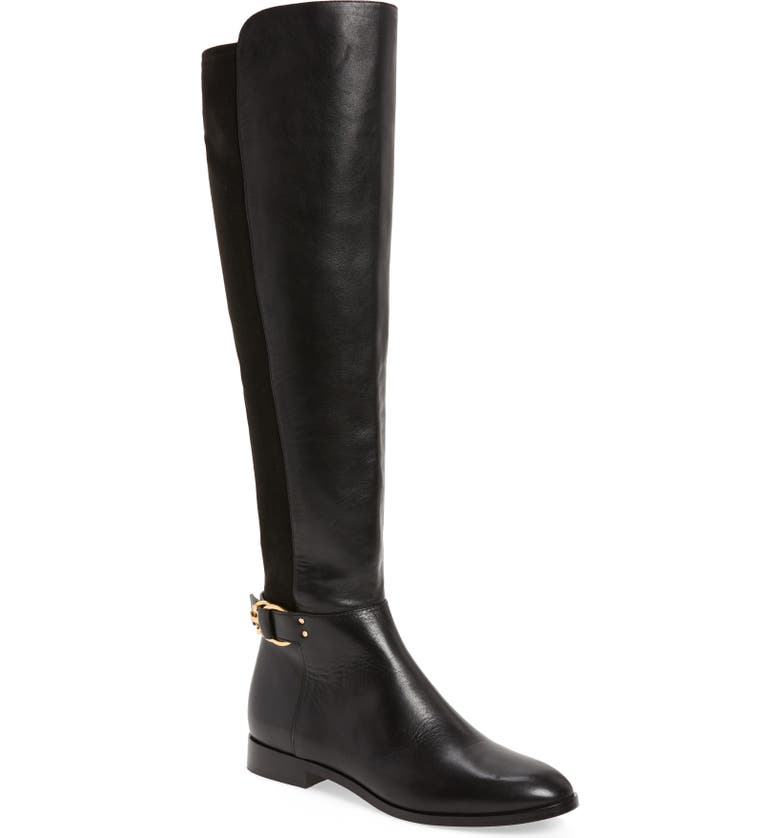 TORY BURCH Marsden Over the Knee Boot, Main, color, 004
