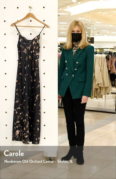 Bryony Mutare Floral Print Slipdress, sales video thumbnail