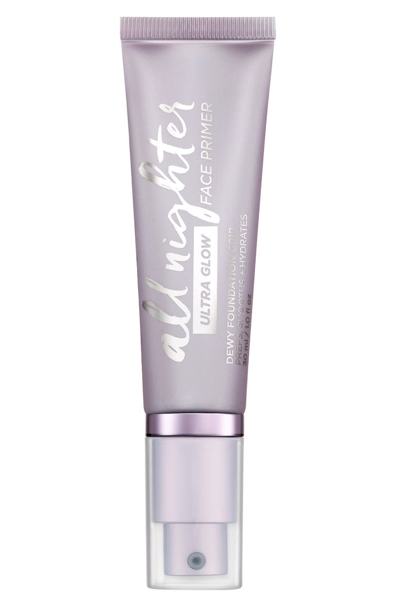 URBAN DECAY All Nighter Face Makeup Primer, Main, color, NO COLOR