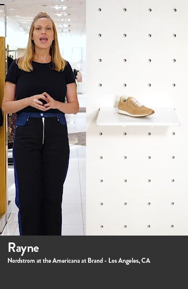 Corinne Lace-Up Sneaker, sales video thumbnail