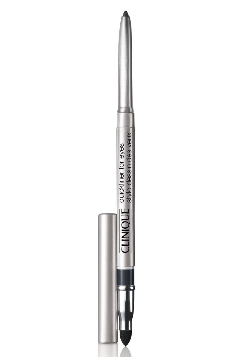 CLINIQUE Quickliner for Eyes Eyeliner Pencil, Main, color, NEW BLACK