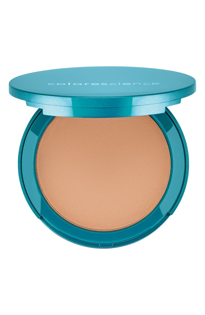 COLORESCIENCE<SUP>®</SUP> Natural Finish Pressed Foundation SPF 20, Main, color, MEDIUM SAND