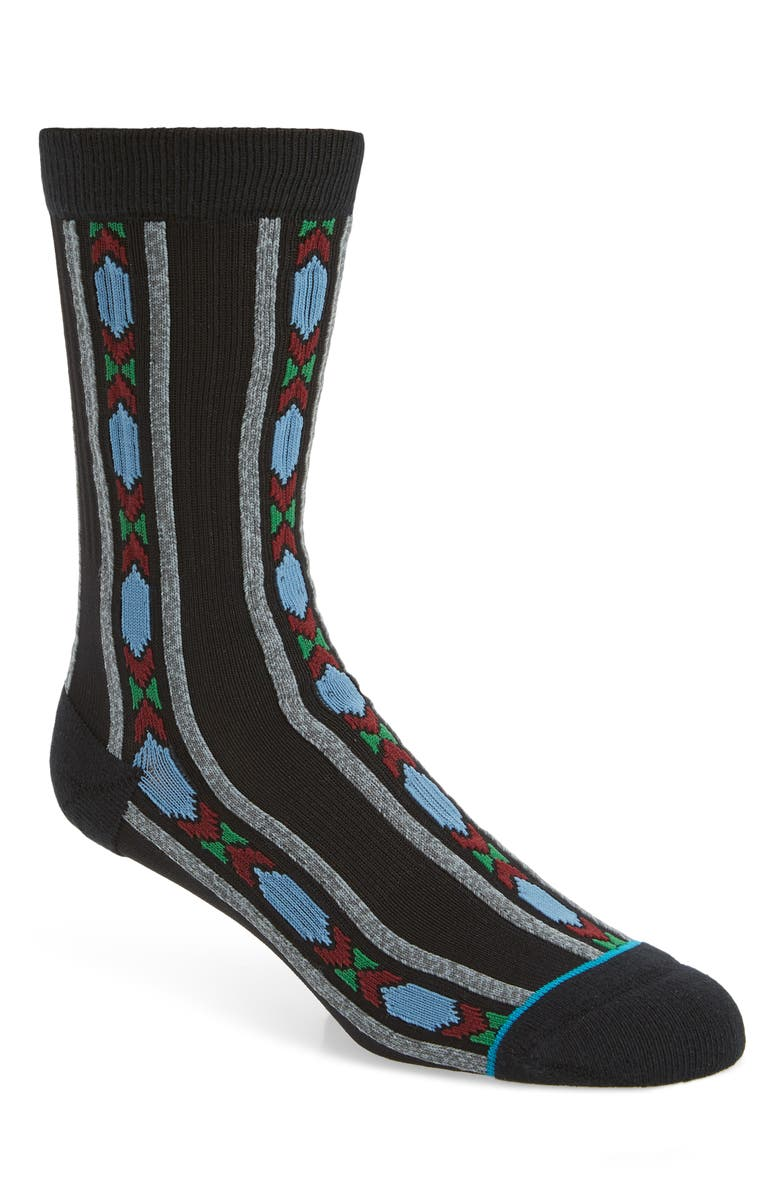 STANCE Lassen Socks, Main, color, 001