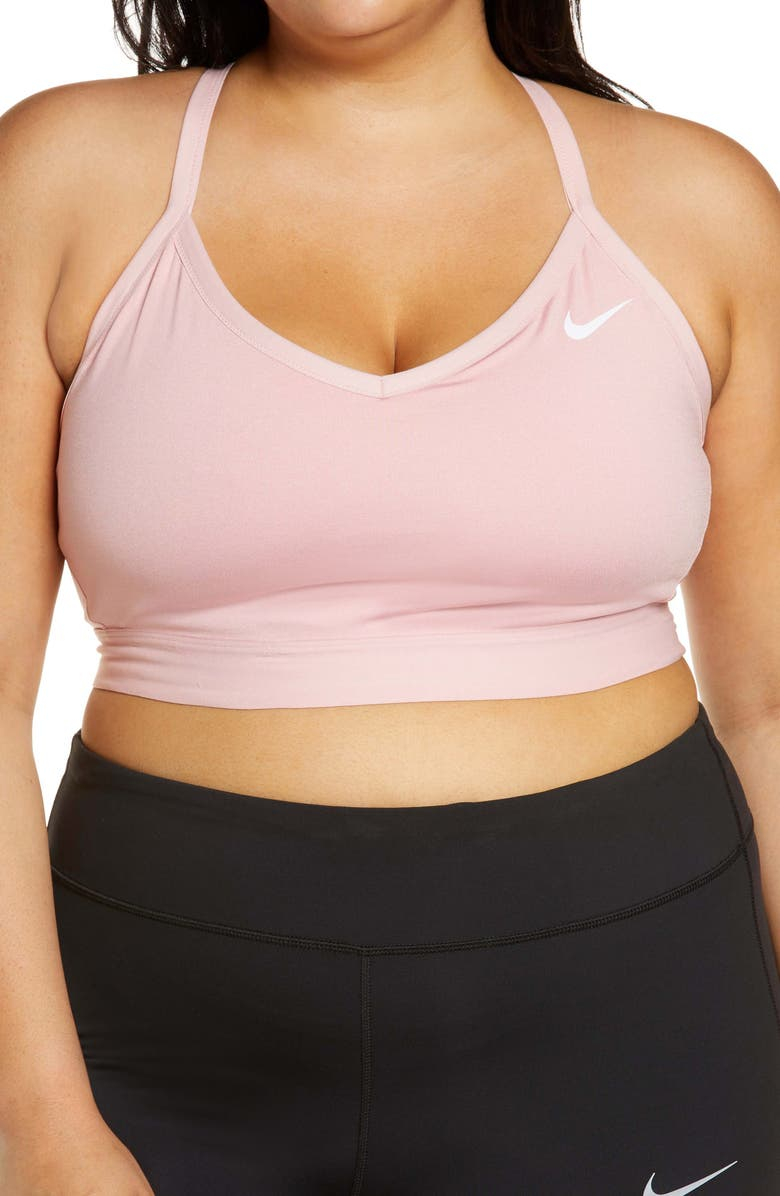 NIKE Indy Sports Bra, Main, color, 681