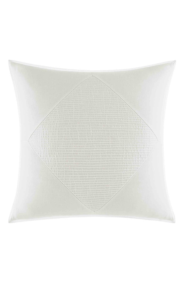 NAUTICA Bronwell Pieced Accent Pillow, Main, color, 900