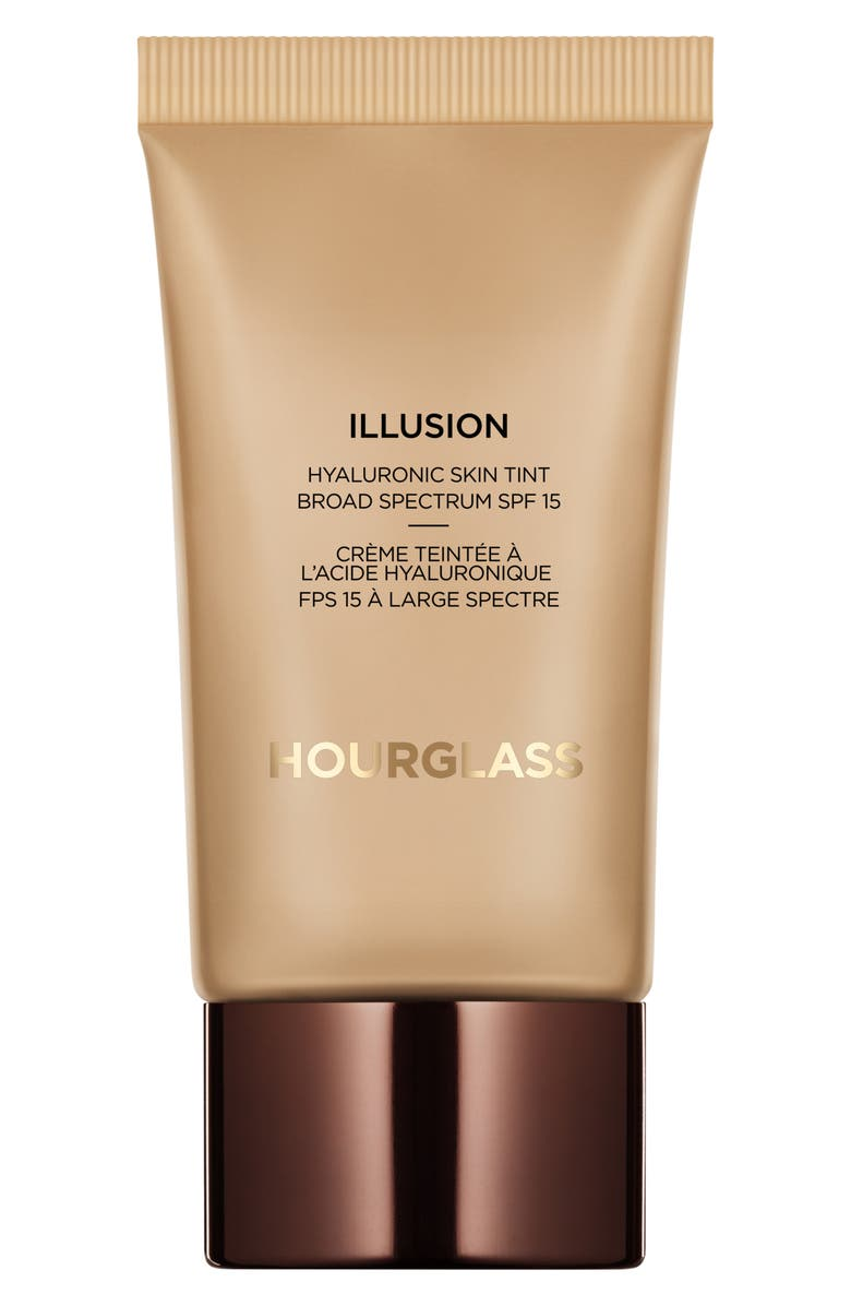 HOURGLASS Illusion<sup>®</sup> Hyaluronic Skin Tint Foundation, Main, color, GOLDEN TAN