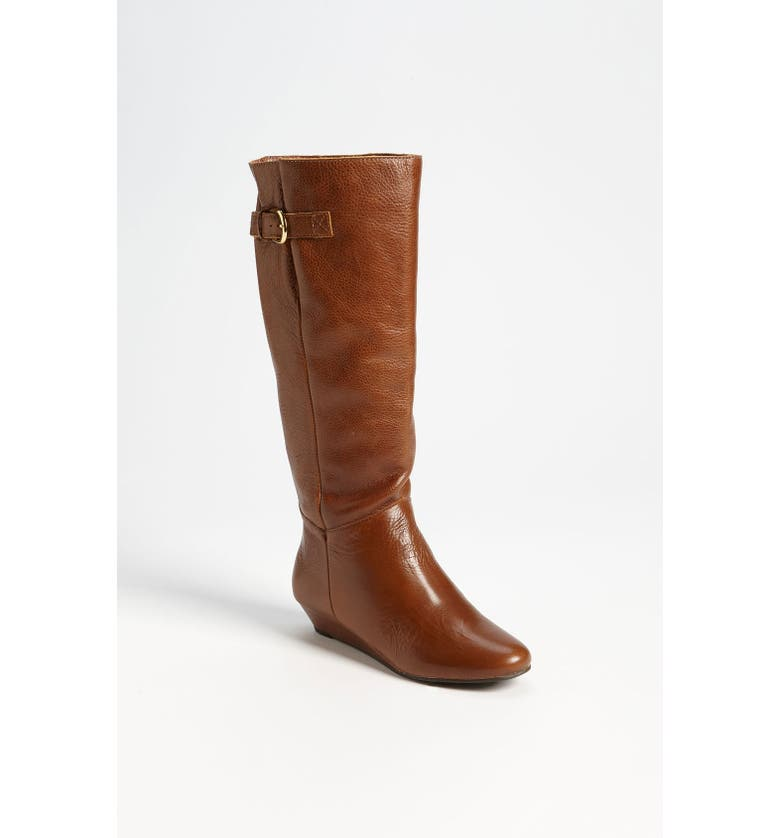 STEVEN NEW YORK Steven by Steve Madden 'Intyce' Boot, Main, color, COGNAC LEATHER