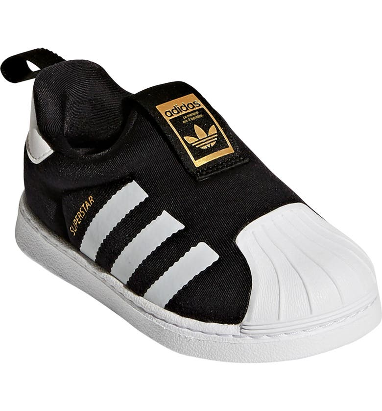 ADIDAS Superstar 360 Sneaker, Main, color, 002