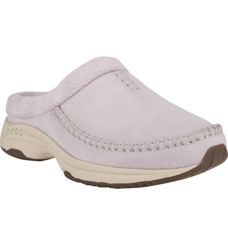 EASY SPIRIT Travelfurr Clog, Main, color, ORCHID ICE/ ORCHID ICE FABRIC