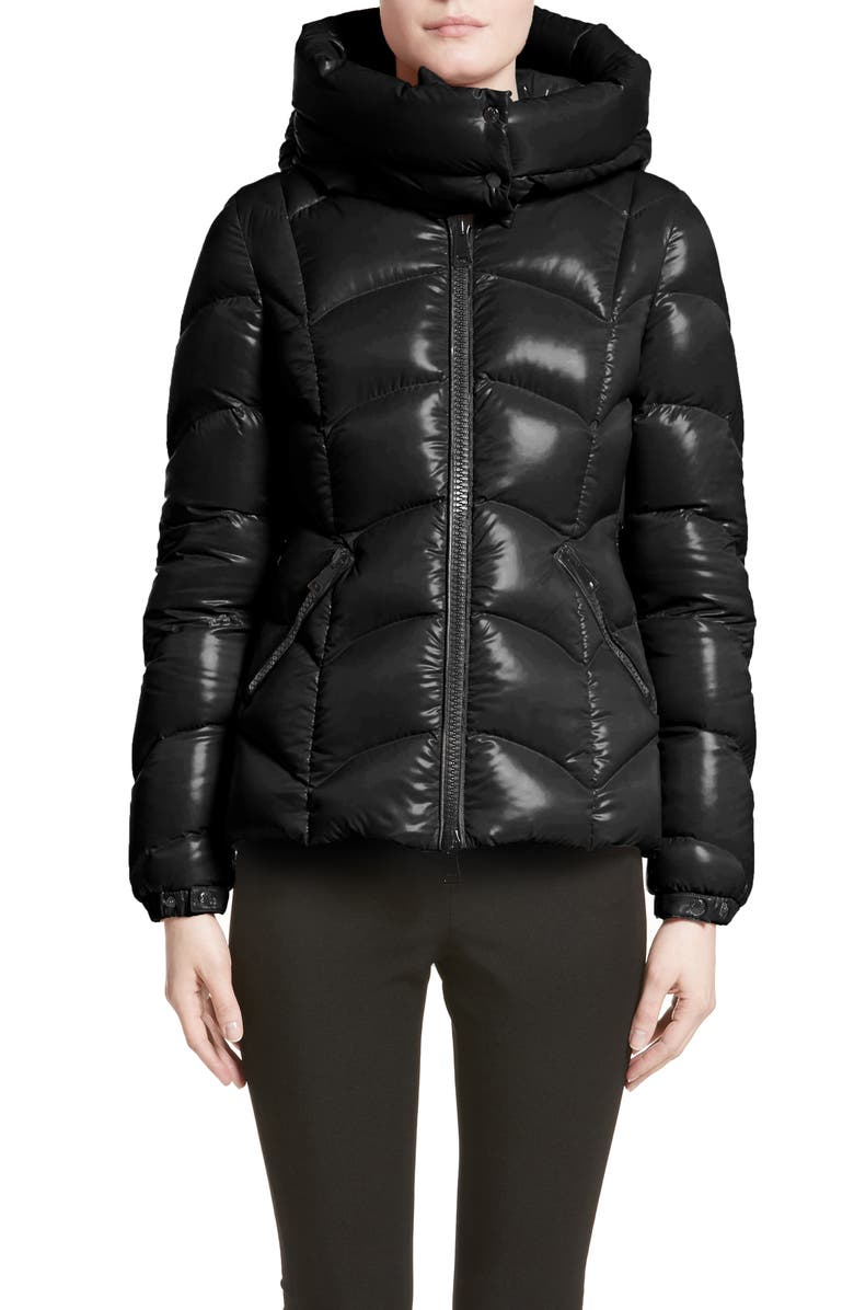 MONCLER Akebia Quilted Down Jacket, Main, color, 001