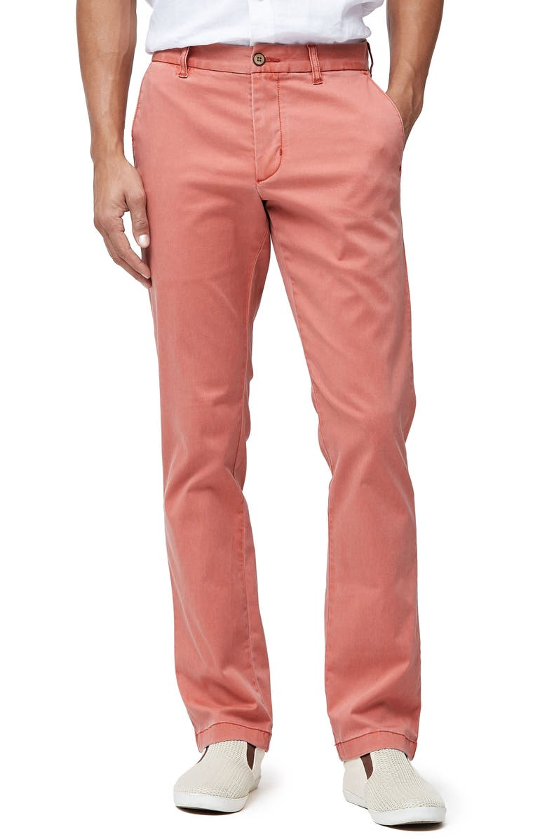 TOMMY BAHAMA Boracay Chinos, Main, color, RED SUNSET