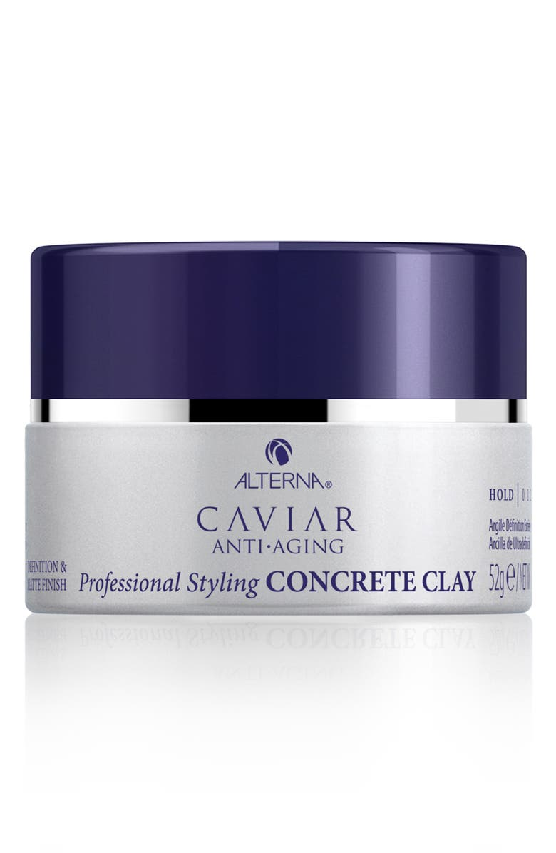 ALTERNA<SUP>®</SUP> Caviar Anti-Aging Professional Styling Concrete Clay, Main, color, No Color