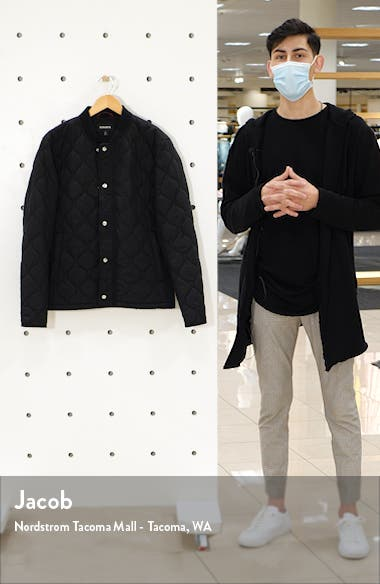 The Quilted Bomber Jacket, sales video thumbnail