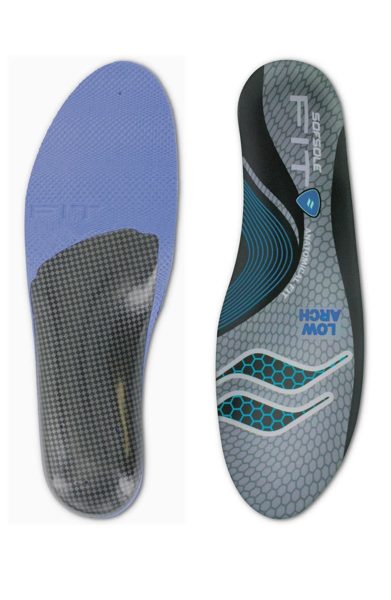IMPLUS Women's FIT Series Low Arch Insole, Main, color, MULTI/ASSORTED