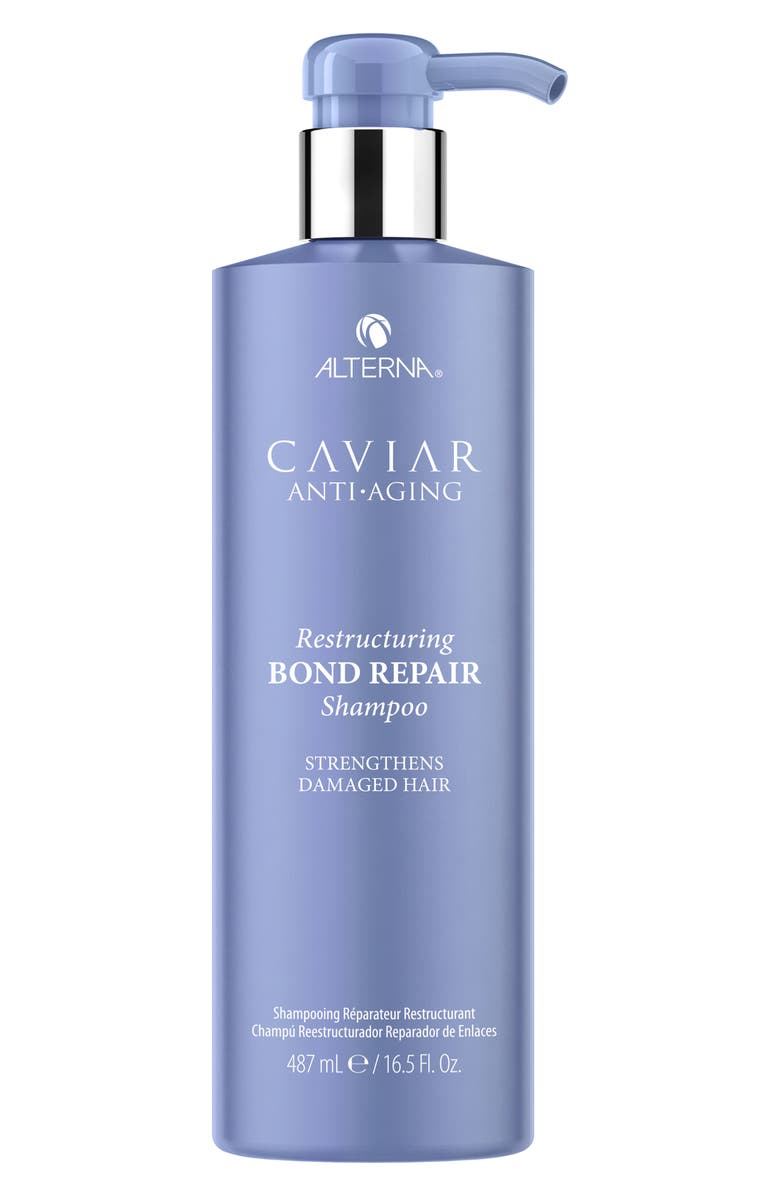 ALTERNA<SUP>®</SUP> Caviar Anti-Aging Restructuring Bond Repair Shampoo, Main, color, NO COLOR