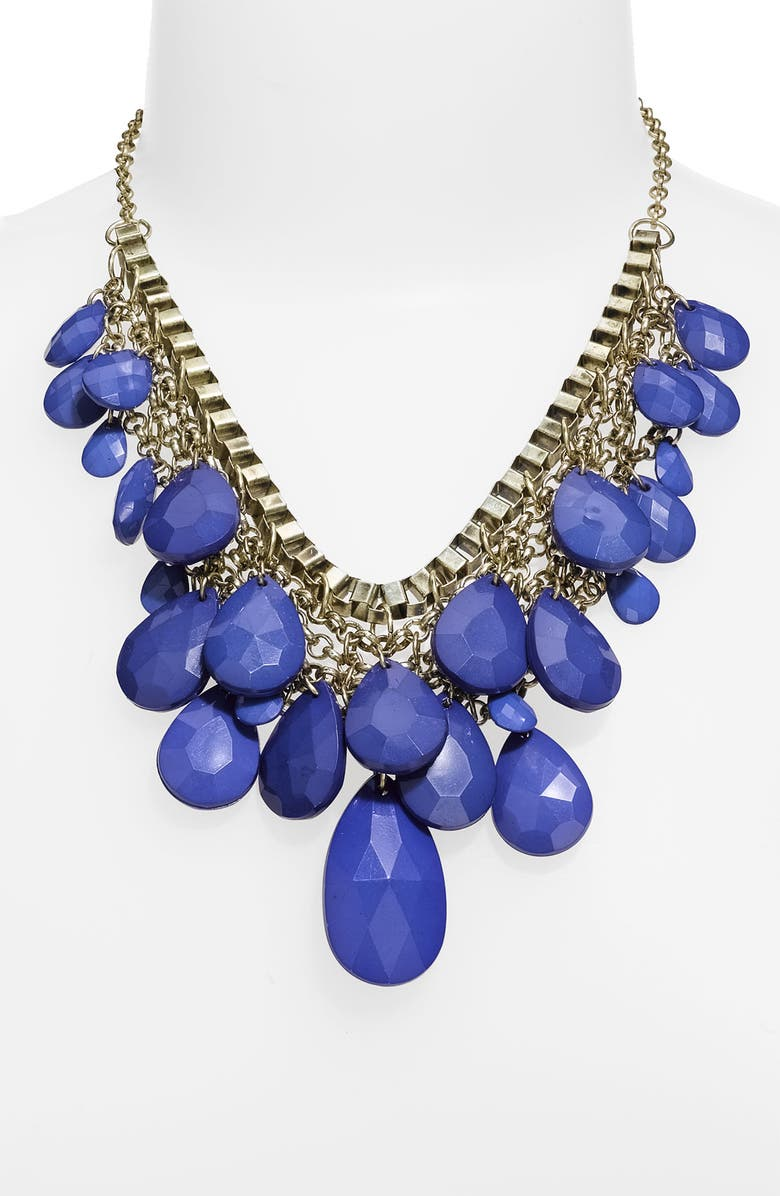 STEPHAN & CO. Statement Necklace, Main, color, 400