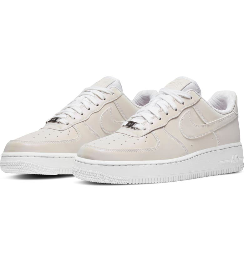 NIKE Air Force 1 '07 TW Color Changing Sneaker, Main, color, 100