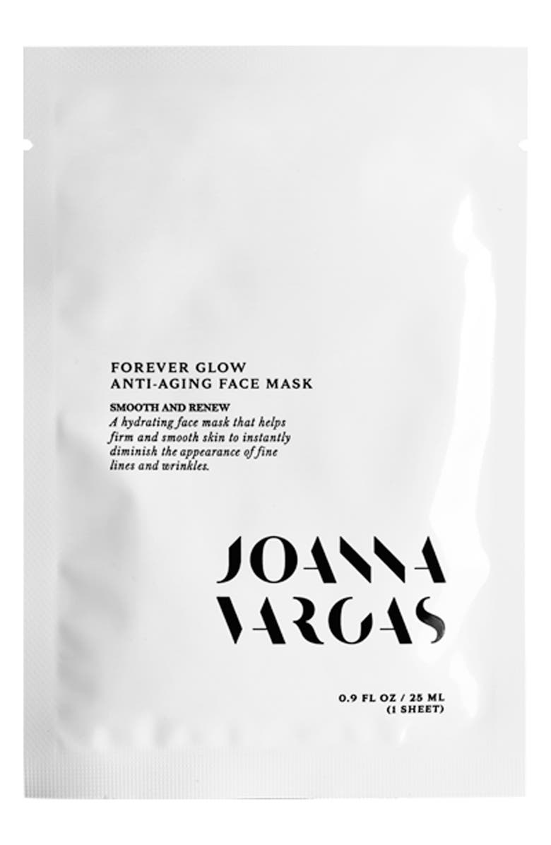 JOANNA VARGAS Forever Glow Anti-Aging Face Mask, Main, color, 000