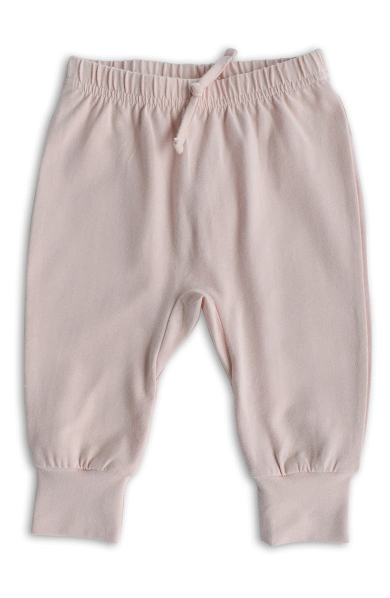 PEHR Essential Knit Pants, Main, color, Pink