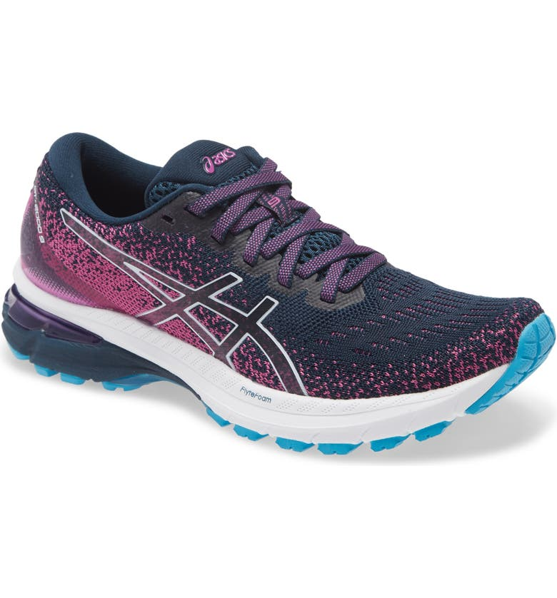 ASICS<SUP>®</SUP> GT-2000 9 Running Shoe, Main, color, FRENCH BLUE/ WHITE