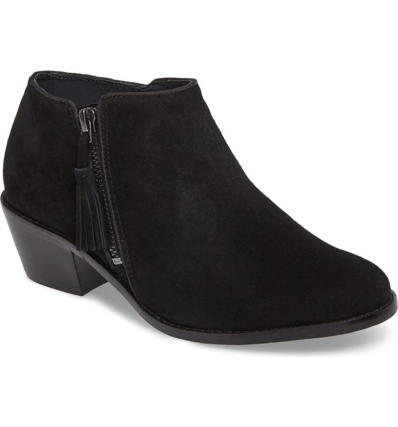 VIONIC Serena Ankle Boot, Main, color, 001