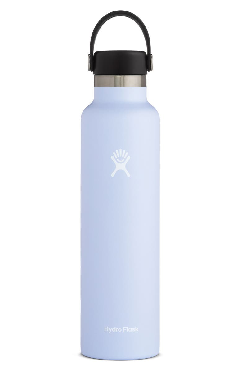 HYDRO FLASK 24-Ounce Standard Mouth Bottle, Main, color, FOG