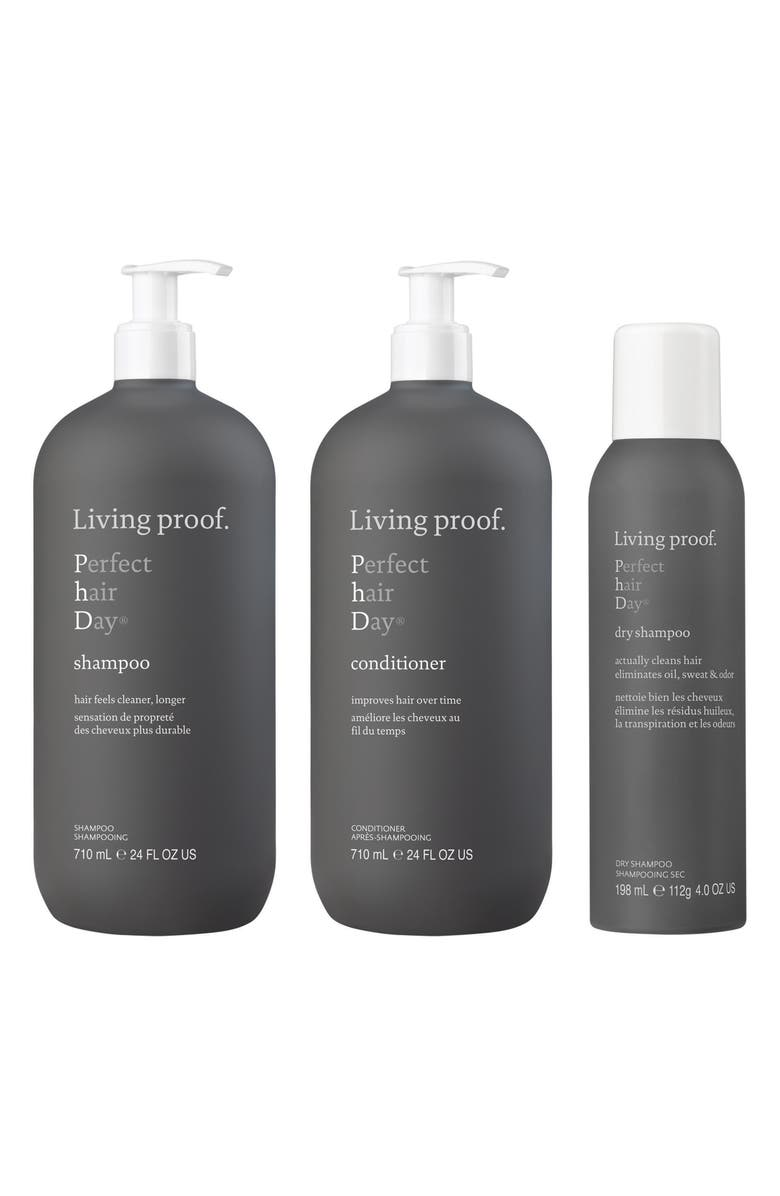LIVING PROOF<SUP>®</SUP> Perfect hair Day<sup>™</sup> Deluxe Trio, Main, color, 000