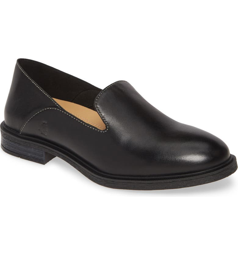 HUSH PUPPIES<SUP>®</SUP> Bailey Loafer, Main, color, 001