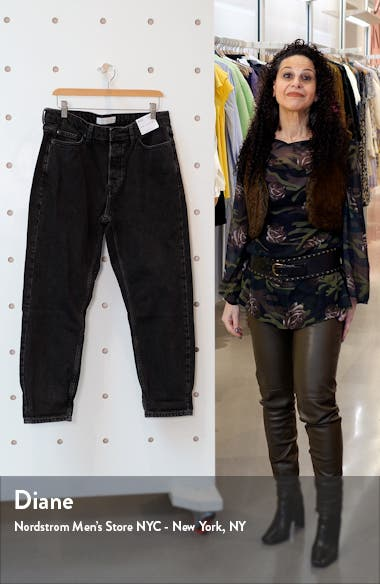 Relaxed Fit Crop Jeans, sales video thumbnail