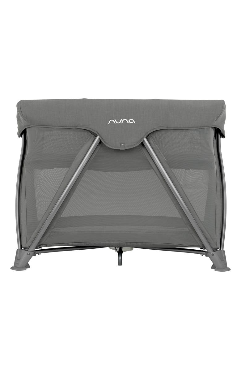 NUNA COVE Aire Travel Crib, Main, color, THREADED-NORDSTROM EXCLUSIVE