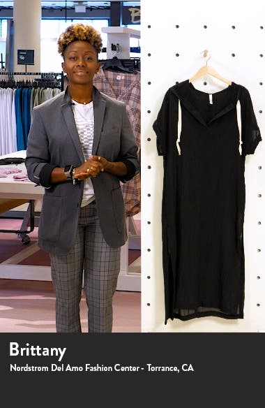 Hooded Cover-Up Caftan, sales video thumbnail