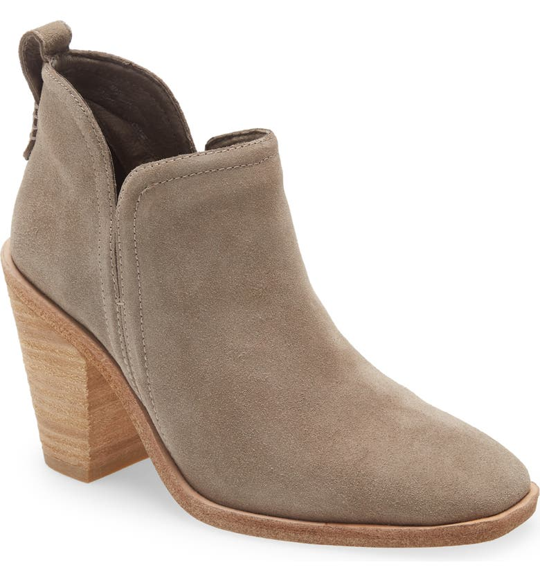 JEFFREY CAMPBELL Rosee Bootie, Main, color, TAUPE SUEDE