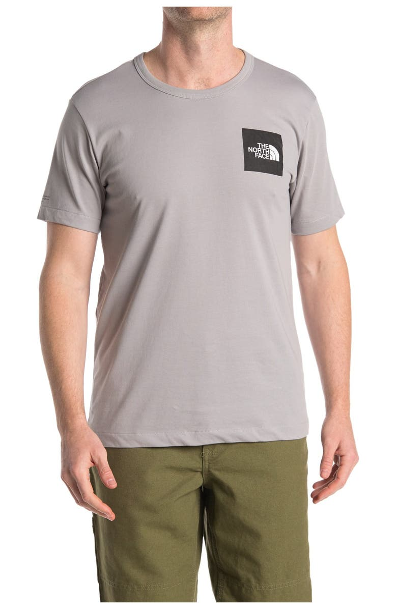 THE NORTH FACE Men's Himalayan Bottle Sour T-Shirt, Main, color, MELD GREY