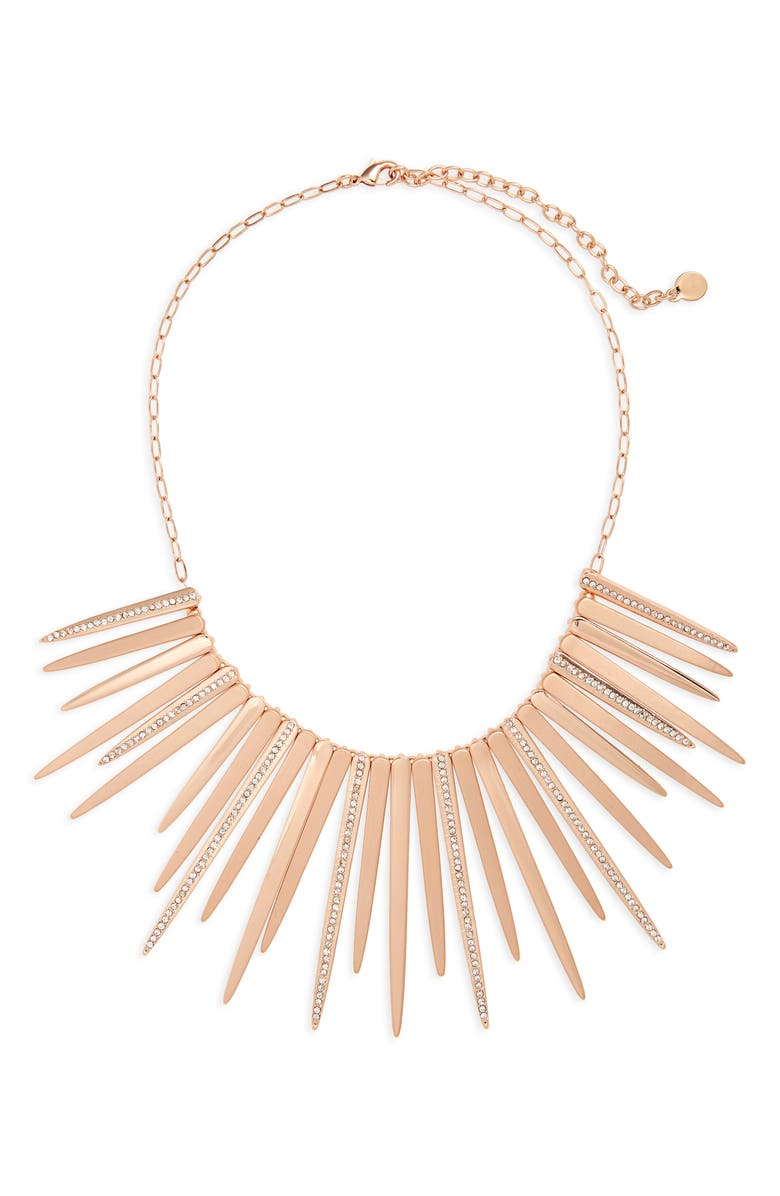 BAUBLEBAR Arisa Statement Necklace, Main, color, 710