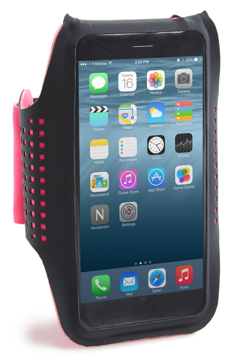 NIKE iPhone 6 Armband, Main, color, 082
