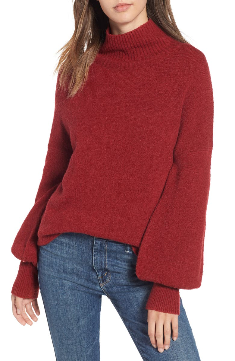 FRENCH CONNECTION Orla Sweater, Main, color, 601