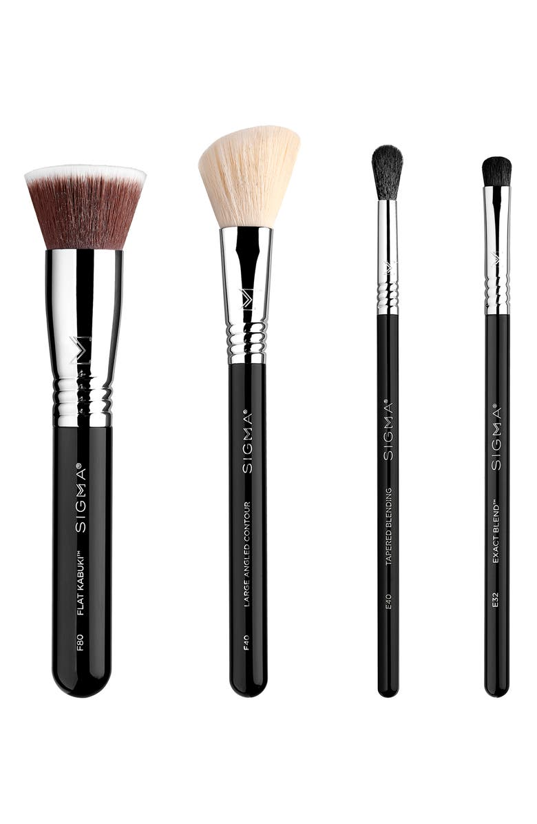 Sigma Beauty Timeless Brush Set