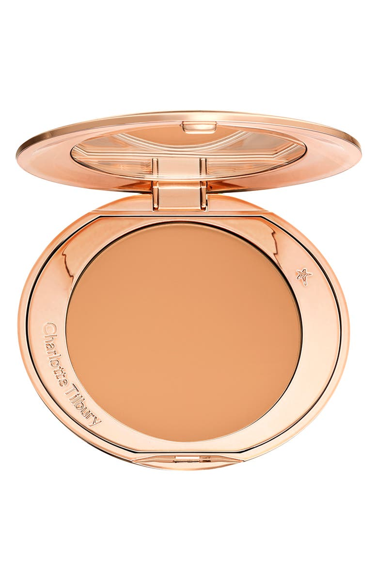 CHARLOTTE TILBURY Airbrush Flawless Finish Setting Powder, Main, color, 3 TAN