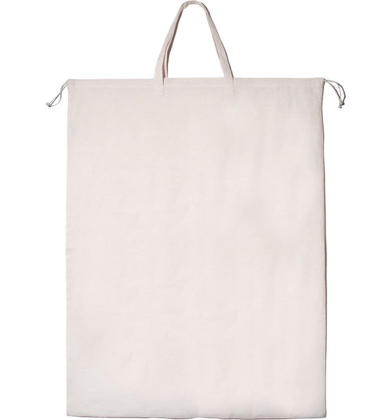 GALLANT Package Free x Gallant Organic Cotton Laundry Bag, Main, color, 100