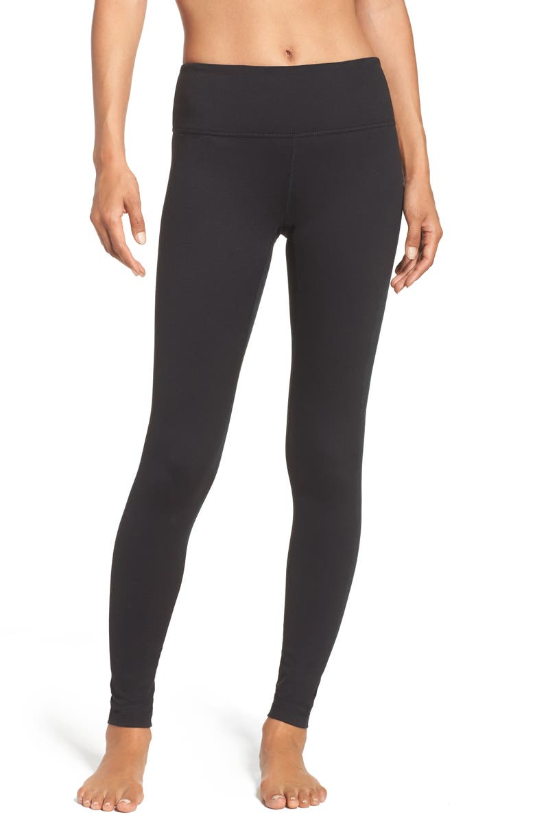 ZELLA Power Live In Leggings, Main, color, 001