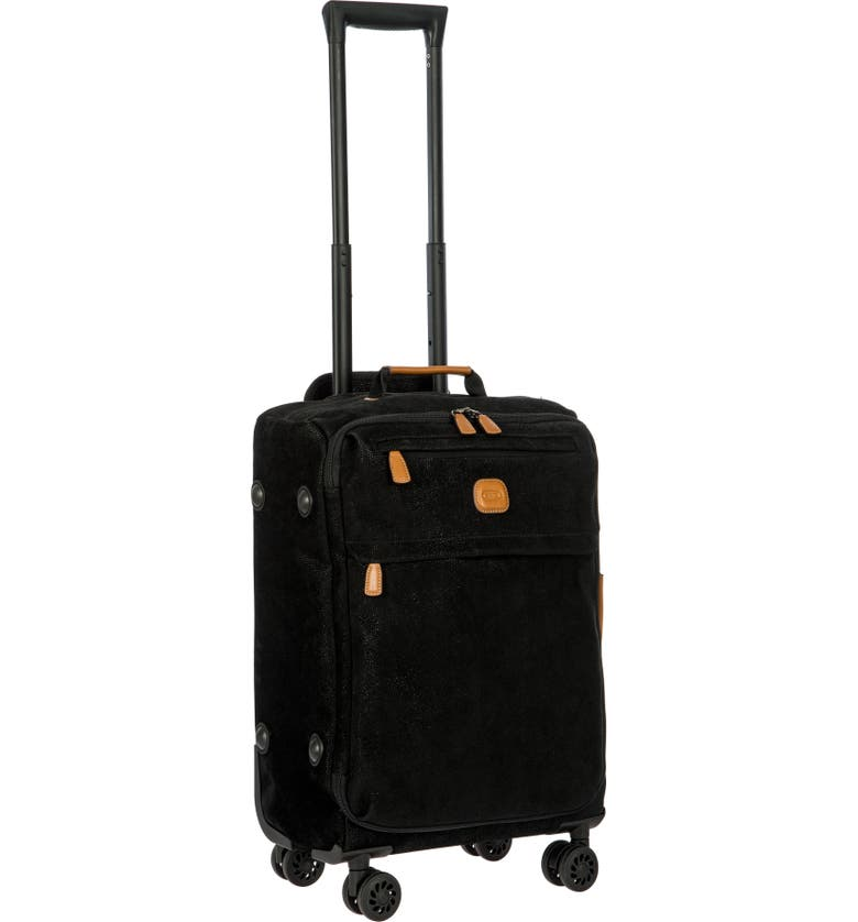 BRIC'S Life Collection Tropea 22-Inch Spinner Carry-On, Main, color, 007