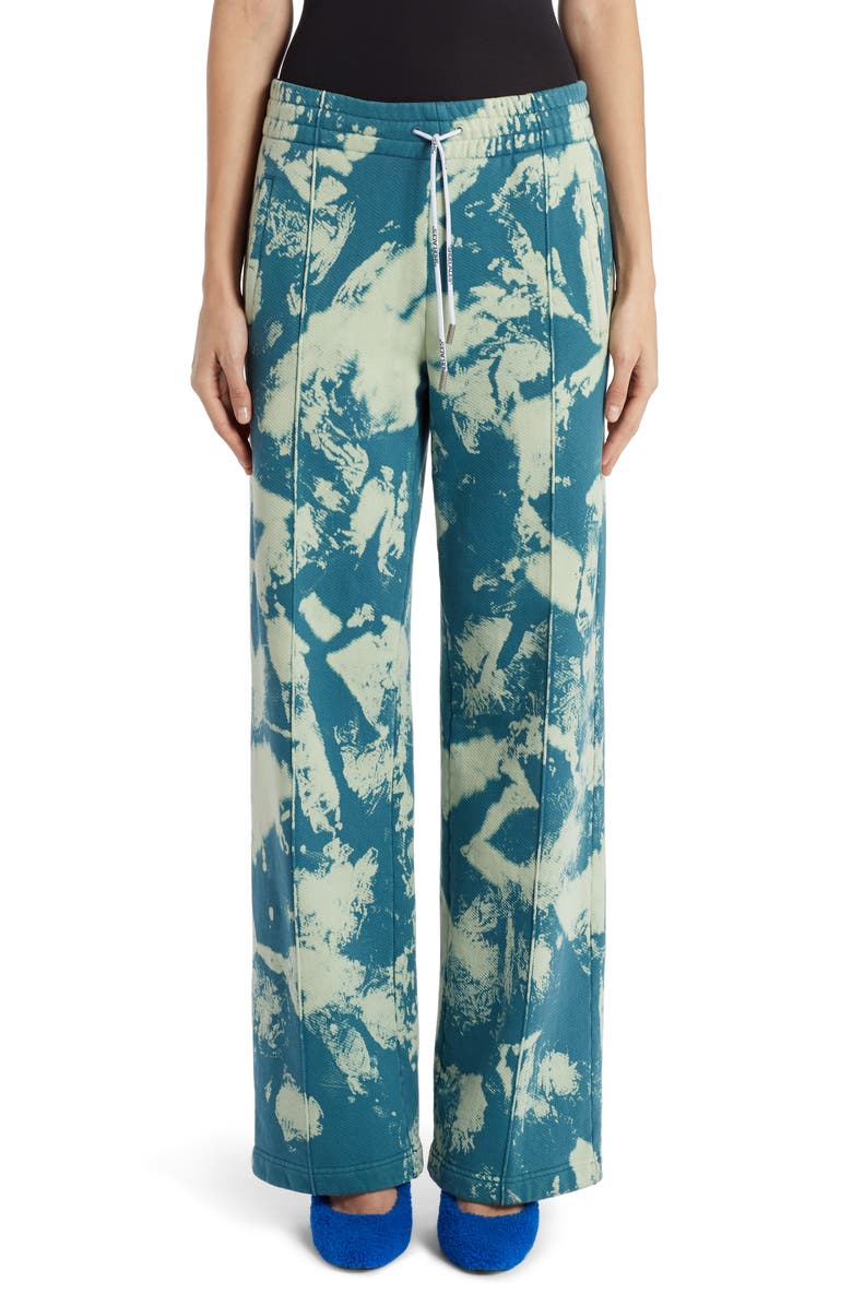 OFF-WHITE Tie Dye Track Pants, Main, color, 400