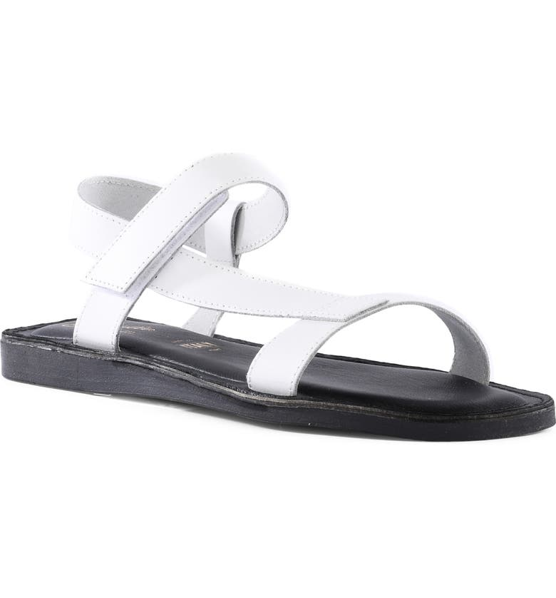 SEYCHELLES Intricate Sandal, Main, color, WHITE LEATHER