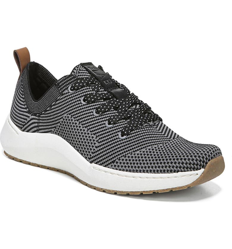 DR. SCHOLL'S Herzog Recycled Knit Sneaker, Main, color, 001
