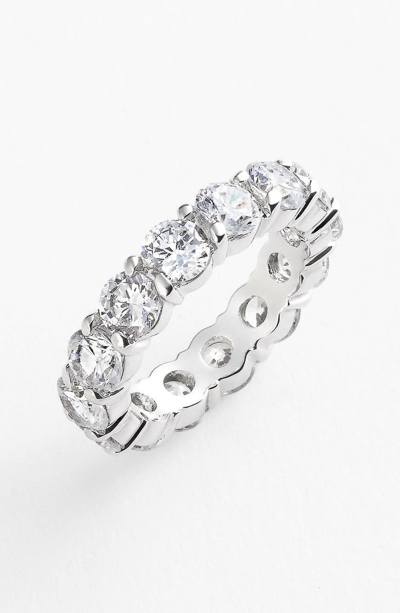 ARIELLA COLLECTION Eternity Band Ring, Main, color, 040
