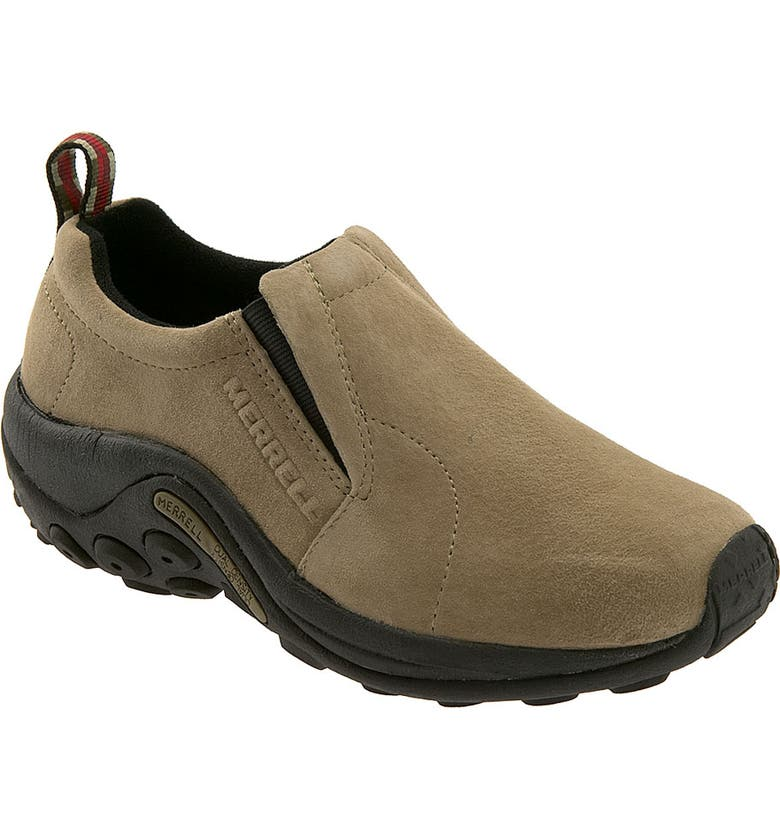 MERRELL 'Jungle Moc' Athletic Slip-On, Main, color, Taupe