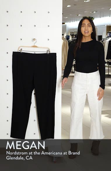 Crepe Ankle Pants, sales video thumbnail
