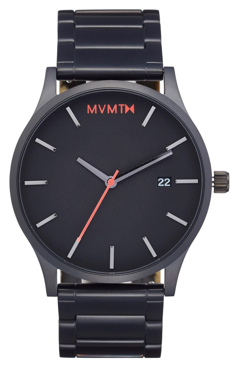 MVMT Bracelet Watch, 45mm, Main, color, 001