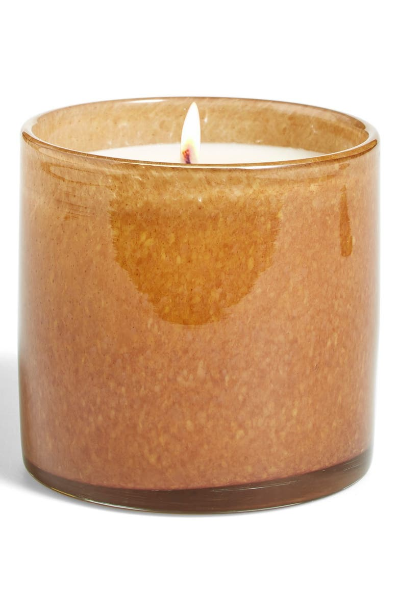 LAFCO 'Amber Black Vanilla - Foyer' Candle, Main, color, 000